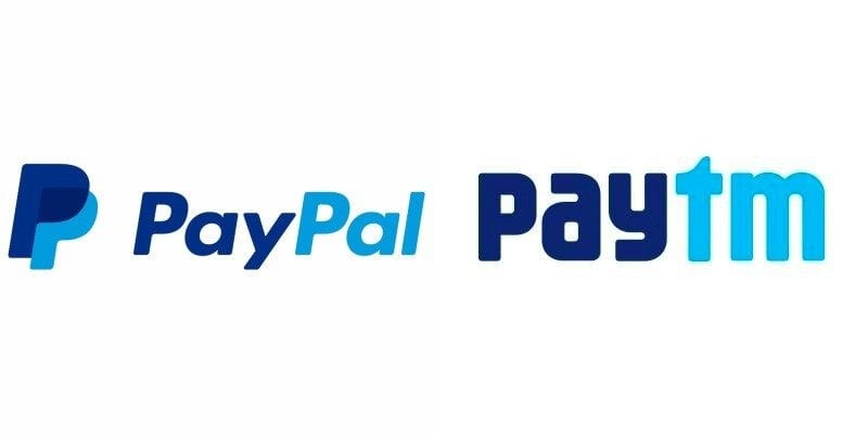 Paypal and Paytm