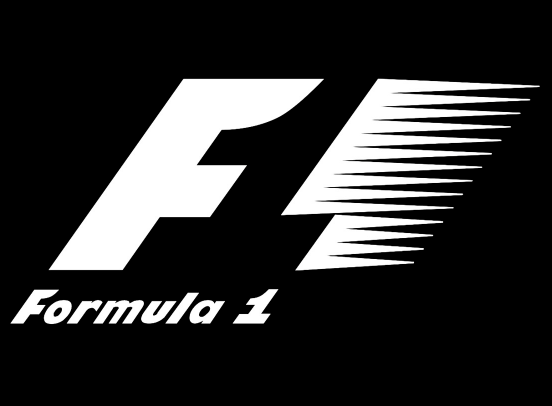 Formula One's previous logo designed by Carter Wong